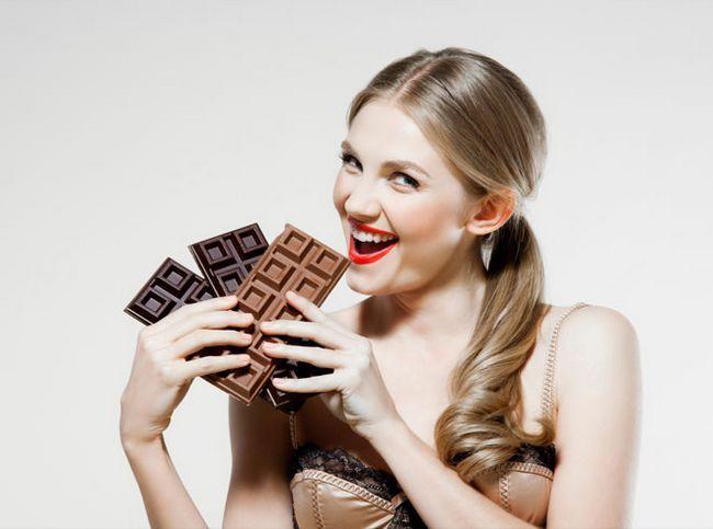 Шоколад при гастриті