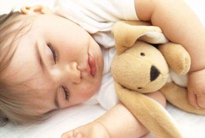 Сон дитини. Чому дитина погано спить вночі і вдень?
