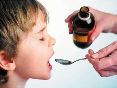Засоби проти кашлю для дітей