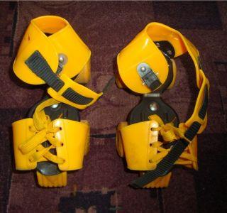 Чотириколісні ролики для дітей joerex5037. Вибираємо ролики для своєї дитини