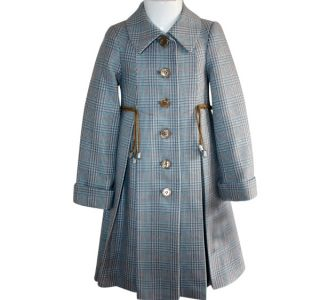Дитяча мода пальто 2012-2013. Дитячий одяг: як виховати смак? Стильні пальто для дівчаток