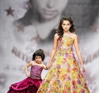 Дитяча вечірня мода: сукні. Дитячі випускні сукні для дівчаток. Випускні сукні в сад свято принцесі!