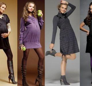 Фасони одягу для вагітних: що носити майбутнім мамам. Підбираємо одяг для майбутньої мами! Одяг для майбутніх мам