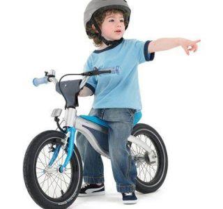 Як підібрати дитячий велосипед. Як вибрати дитині перший велосипед
