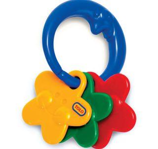 Коли давати дитині брязкальце? Іграшки для дитини за віком. В якому віці дитині потрібна брязкальце?