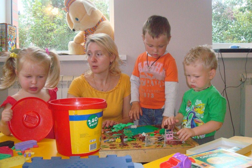 Методика адаптації до дитячого саду
