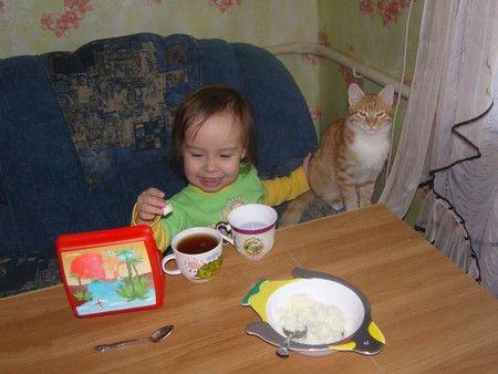 Каша на сніданок