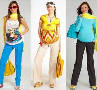 Правильні брюки для майбутньої мами. Поради щодо вибору одягу для майбутньої мами. Підбираємо одяг для вагітної