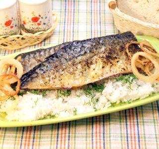 Рецепти рибних страв для дітей.