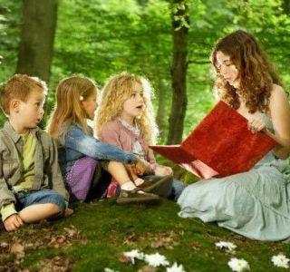 Роль казки у вихованні дошкільнят.