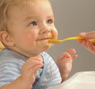 Вітамінні страви для малюків