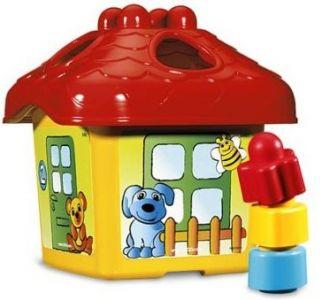 Знайомство дітей з розвиваючими іграшками. Поради від