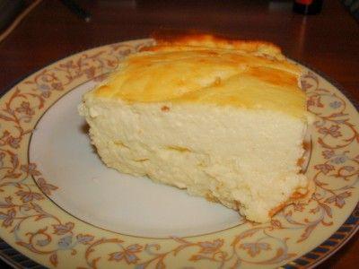Пудинг сирний при панкреатиті
