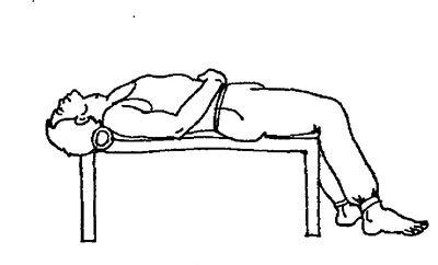 Вправи для шиї (Вправа 2)