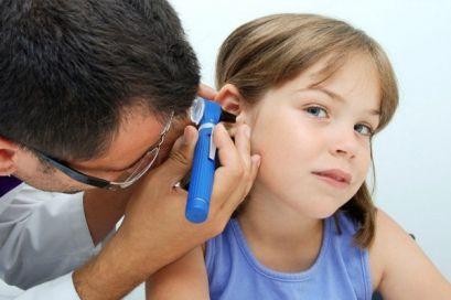 Вушні захворювання у дітей