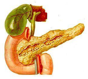 Причини збільшення підшлункової залози