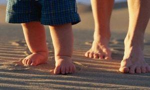 Вальгус колінного суглоба у дітей