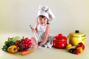 Питання про харчування дитини