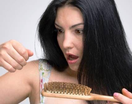 Випадання волосся і підшлункова залоза